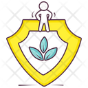 Nature Security Icon