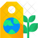 Nature Tag Icon