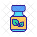 Traditional Naturopathy Medicine Icon