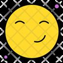 Naughty Emoticon Face Icon