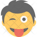 Boy Emoji Jolly Icon