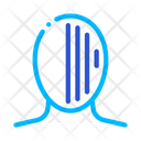 Migraine Nausea Visual Icon