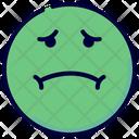 Nausea Emoji Emot Icon