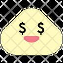 Money Emoji Emoticon Icon