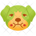 Nauseated Face Emoji Emoticon Icon