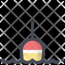 Nautical Directio Fising Icon