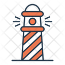 Nautical Light House Tower Icon