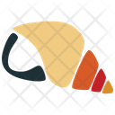 Nautilus Shell Of Sea Sea Shell Music Icon