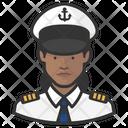 Naval Black Officers Naval Black Icon