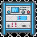 Naval Radio Military Communication Icon