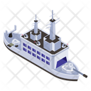 Naval Ship Icon