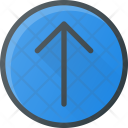 Navigate Up Arrow Icon
