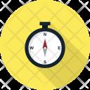 Navigation Compass Adventure Icon