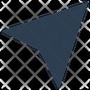Navigation Gps Map Icon