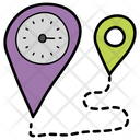 Location Pin Gps Navigation Icon