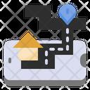 Mobile Navigation Navigator Icon