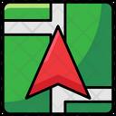 Navigation Gps Direction Icon