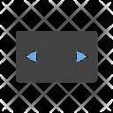 Navigation Settings Overscan Icon
