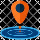Navigation Location Target Icon
