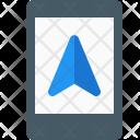 Navigation Mobile Function Icon