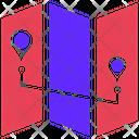 Navigation Leader Management Icon