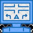 Navigation Gps Smart Icon