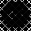 Left Navigation Arrow Icon