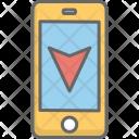 Navigation Smartphone Mobile Icon