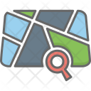 Search Navigation Map Icon