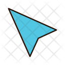 Navigation Pointer Location Icon