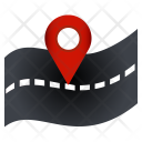 Navigation Location Point Icon