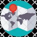 Navigation Gps Location Icon