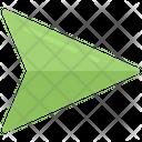 Arrow Forward Essentials Icon