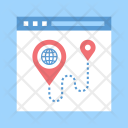 Navigation Place Location Icon