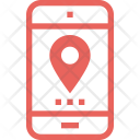 Navigation Place Tour Icon