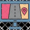 Navigation App Navigation Software Online Gps Service Icon