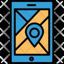 Navigation App Gps Navigation Mobile Navigation App Icon