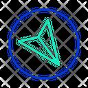 Navigation Arrow Icon