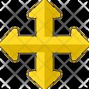 Navigation Arrow Direction Arrow Symbol Icon