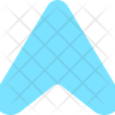 Navigation Arrow Direction Arrow Road Symbol Icon