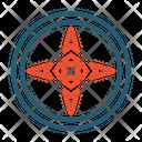 Navigation Arrows Icon