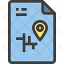 Map Navigation File Location File Icon