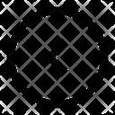 Circle Previous Icon