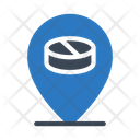 Navigation location Icon