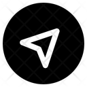 Pointer Direction Map Icon