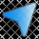 Pointer Arrows Navigation Icon