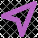 Navigation Pointer Cursor Icon