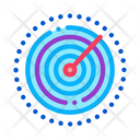 Air Navigation Radar Icon