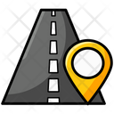 Navigation Road Icon