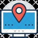 Navigation Software Icon